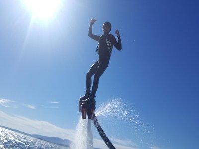 40-min Flyboarding course in Vigo