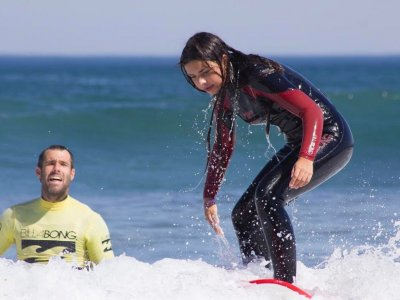 La Salbaje Surf Eskola Surf