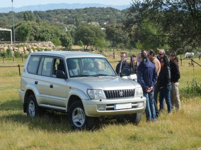 Getaway for 4x4 routes Park Cazorla 1 week
