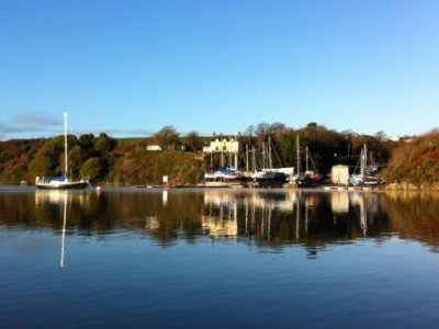 Rudders Boatyard Sailing