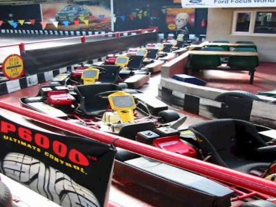 West Coast Indoor Karting
