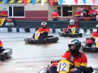 Karting is a competitive sport