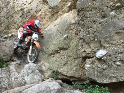 Extreme route Monserrat 1 day