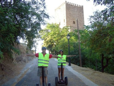 Segway route and hermitage for kids, Cazorla