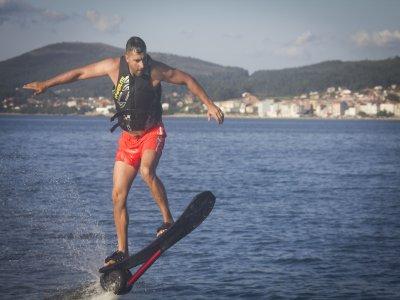 Hoverboard course in Vigo for 40 minutes