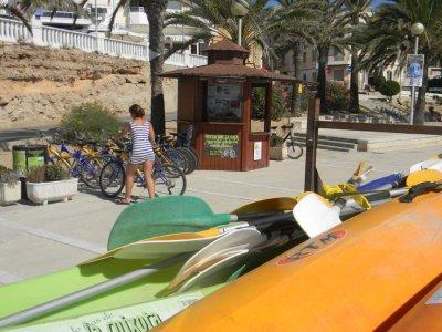 Rent a bike for 1 day in L'Ametlla de Mar