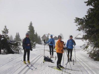 Yorkshire Dales Cross Country Ski Club