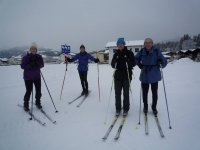Country side Skiing with Yorkshire Dales Ski