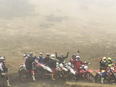 Enduro MTB, weekend, Pyrenees