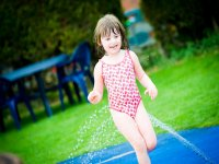 Our Oasis Splash Play in Wheelgate Park Water Parks!