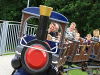 Rides for all the family at Wheelgate Park Amusement Parks