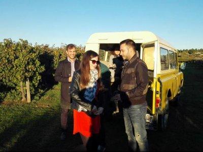 Ecotourism and horse ride Colmenar de Oreja 5h
