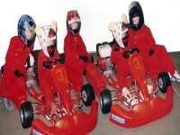 Kids karting adventures