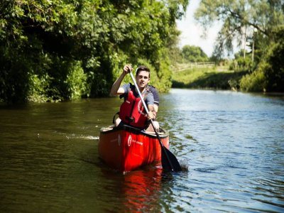 Wall Eden Farm Holidays and Activities Canoeing