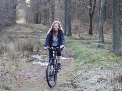 Wall Eden Farm Holidays and Activities Mountain Biking
