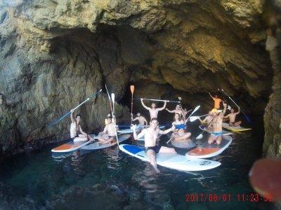 Surf, paddle and kayak camp Mazarrón, 15d