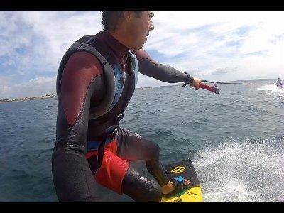 30-min Wakeboarding lesson in Palma de Mallorca