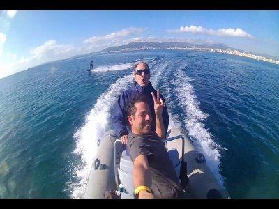 Wakeboarding lessons in Palma de Mallorca 1h
