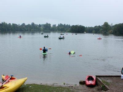 Wilderness Development Kayaking