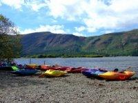 Sunny kayaks