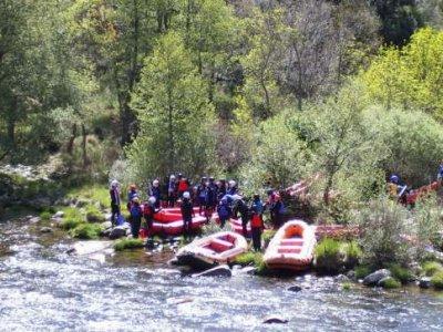 Escapha Servicios Deportivos Rafting