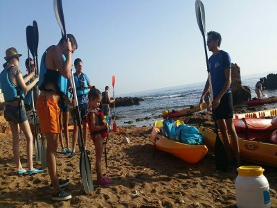Kayaking+Snorkeling+Caving in Denia