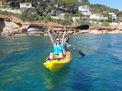Kayak Trip at Denia