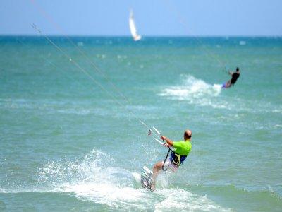 Complete Kitesurfing Equip. 1h Rental, Guardamar