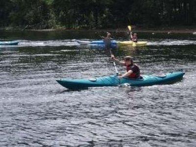 Platty+ Kayaking