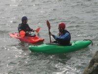 Intro to sea kayaking