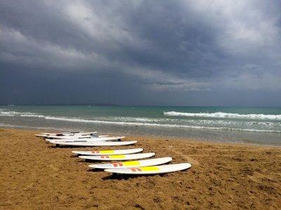 1-hour sSurfboard/SUP Rental, Guardamar del Segura