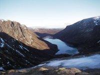 The breathtaking Loch Avon