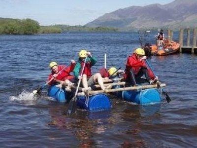 Platty+ Rafting