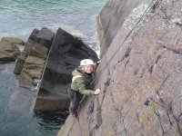 Coastal climbing