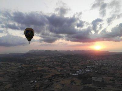Exclusive hot-air balloon ride, Palma de Mallorca