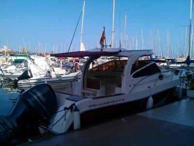 Rent a Mira Ria 800 boat in Santa Pola for 4h