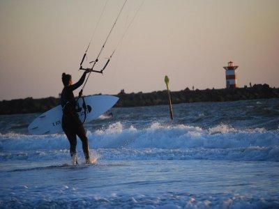 Kitesurf tuition at Costa Cabana, 3 days