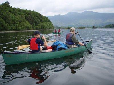 Eden Outdoor Adventures Canoeing