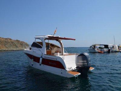 Rent a Mira Ria 800 boat in Santa Pola for 10h
