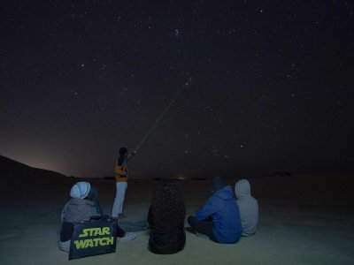 Stargazing at Los Escullos for adults