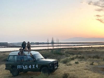 4x4 trip for adults in Almería
