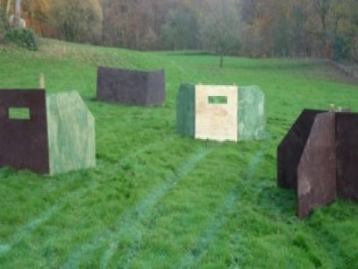 2 Hour Laser Tag Experience Rochdale