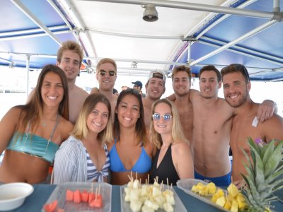 Boat Party in Alicante with DJ