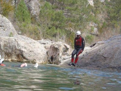 Canyoning in Ventano del Diablo and hostel