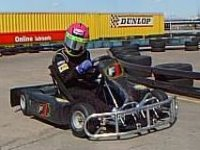 We have the fastest karts