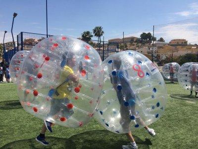 Bubble Soccer Málaga