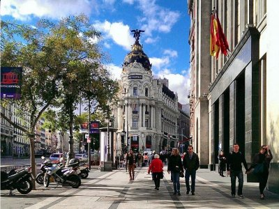Cultural games in the centre of Madrid + tapas