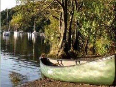 Activities in Lakeland Canoeing