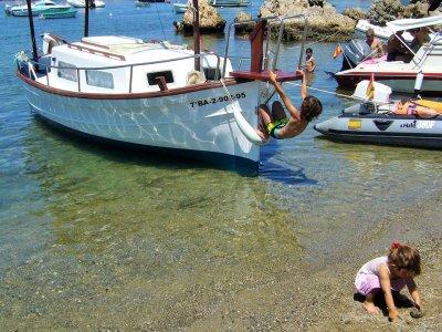 Menorquín 35 rental, Alicante 1 day