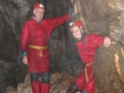 Activities in Lakeland Caving